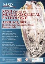 XXXII Course on MUSCULOSKELETAL PATHOLOGY