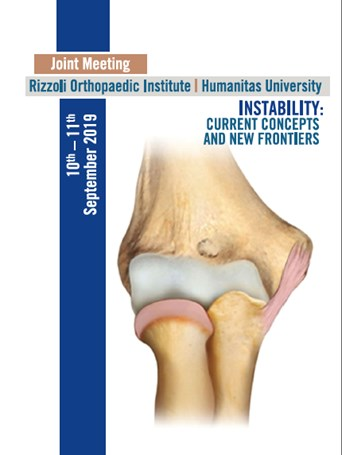 Joint Meeting: Rizzoli Orthopaedic Institute - Humanitas University
