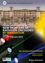NEW FRONTIERS OF RADIATION ONCOLOGY: RE-IRRADIATION