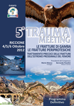5° Trauma Meeting 2012